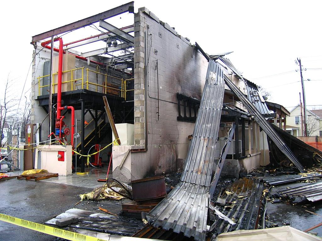 Pharmaceutical Plant Explosion