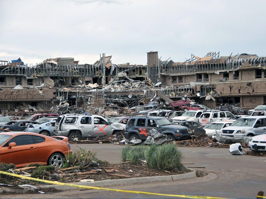 natural disaster claims