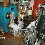 Residential frozen boiler
